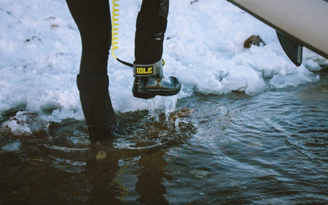 Protege tus pies del frío de forma efectiva